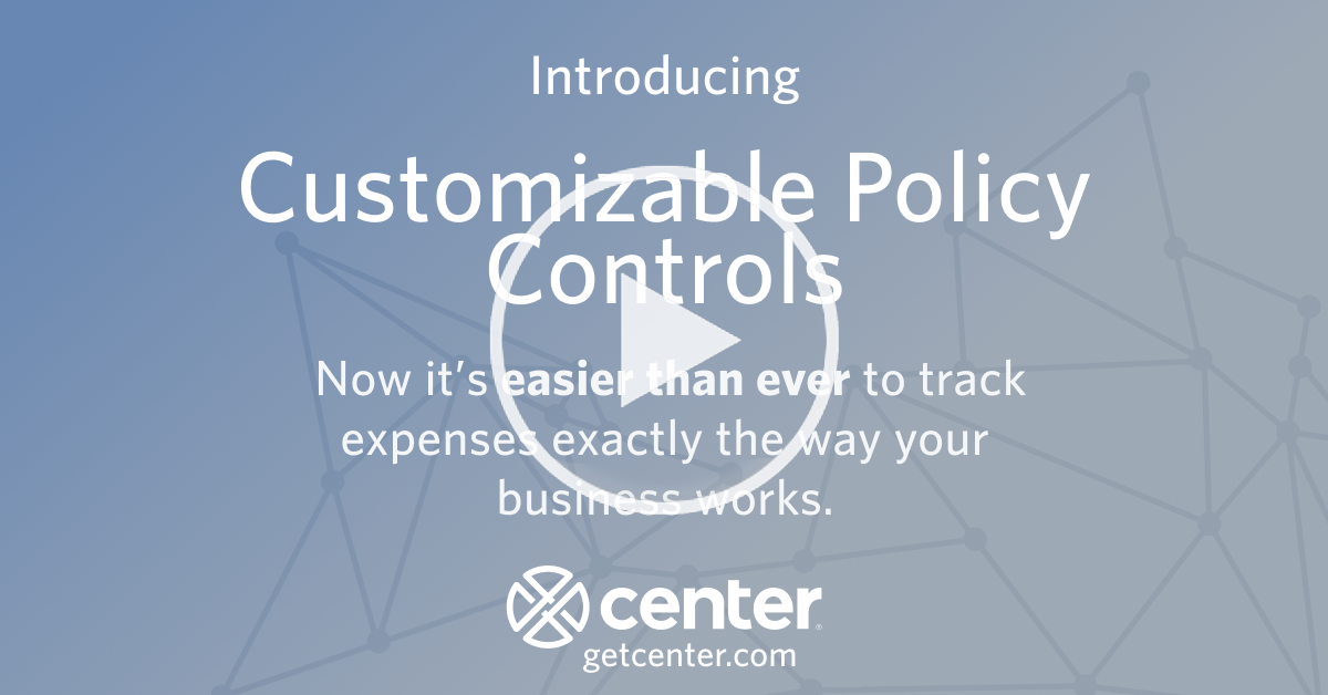 Customizable Policy Controls Video