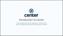 On-Demand Video: Watch Center in Action